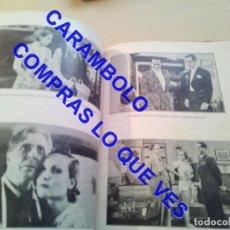 Cinéma: EL NEGRO QUE TENIA EL ALMA BLANCA ANTOÑITA COLOMÉ MARINO BARRETO EDICIONES BISTAGNE U35. Lote 251275760