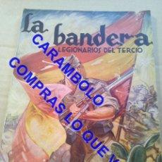 Cinéma: LA BANDERA LEGIONARIOS DEL TERCIO JEAN GABIN ANNABELLA EDICIONES BISTAGNE U35. Lote 251277885