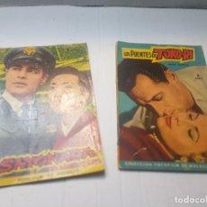 Cine: FOTO-FILM BOLSILLO SAYONARA Y TOKO-RI COLECCIÓN BOLSILLO 1959. Lote 257933850