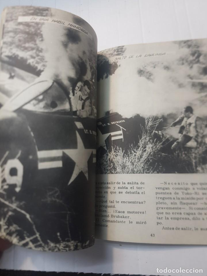 Cine: Foto-Film Bolsillo Sayonara y Toko-Ri colección Bolsillo 1959 - Foto 4 - 257933850
