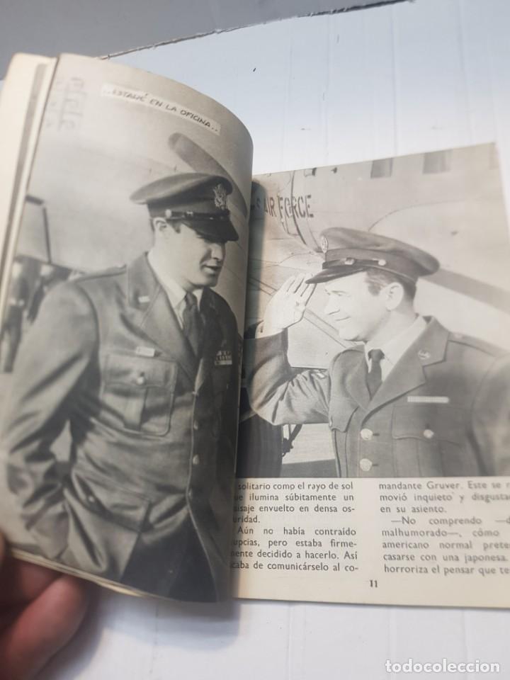 Cine: Foto-Film Bolsillo Sayonara y Toko-Ri colección Bolsillo 1959 - Foto 7 - 257933850