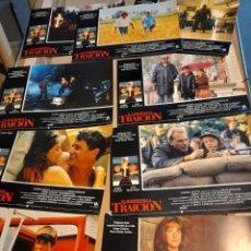 Cine: LOTE 9 FOTO FILMS DE EL SENDERO DE LA TRAICION ( DEBRA WINGER, TOM BERENGER). Lote 261295200