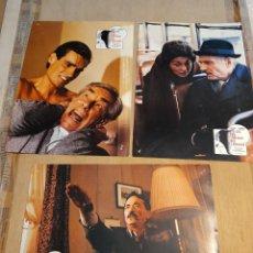 Cine: LOTE 3 FOTO FILMS DE LOS NIÑOS DEL BRASIL ( GREGORY PECK + LAURENCE OLIVIER ). Lote 261296020