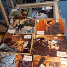 Cine: LOTE 8 FOTO FILMS DE EL PERISCOPIO ( LAURA GEMSER + BARBARA REY + SAZA ). Lote 261296635