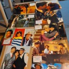 Cine: LOTE 9 FOTO FILMS DE BESAME Y ESFUMATE ( JAMES CAAN, SALLY FELD, JEFF BRIDGES ). Lote 261297750