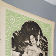 Cine: UNA NOCHE EN EL CAIRO RAMON NOVARRO METRO-WOLDWYN-MAYER EXTRAIDO LECTURAS 1934. Lote 262275155