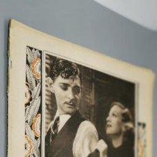 Cine: REPORTAJE REVISTA ORIGINAL AÑO 1934. ALMA DE BAILARINA, JOAN CRAWFORD Y CLARK GABLE. Lote 262281735