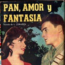 Cine: CORAZZA : PAN AMOR Y FANTASÍA (ABRIL, 1957) GINA LOLLOBRIGIDA - NUMEROSAS FOTOS DEL FILM. Lote 262761355