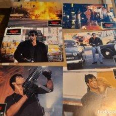 Cine: LOTE 6 FOTO FILMS DE COBRA ( SYLVESTER STALLONE ). Lote 262953180