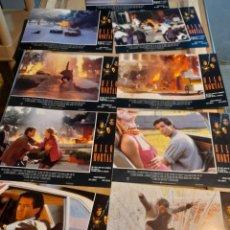 Cine: LOTE 10 FOTO FILMS DE HILO MORTAL ( PIERCE BROSNAN, BEN CROSS ). Lote 262953590