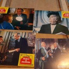 Cine: LOTE 4 FOTO FILMS DE MUSLO O PECHUGA ( LOUIS DE FUNES ). Lote 262954920