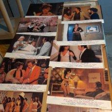 Cine: LOTE 10 FOTO FILMS DE EVA ¿ QUE HACE ESE HOMBRE EN MI CAMA? ( MANOLO ESCOBAR + MARY FRANCIS ). Lote 262955950