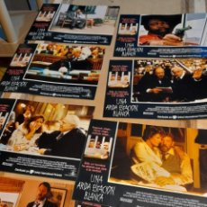 Cine: LOTE 8 FOTO FILMS DE UNA ARIDA ESTACION BLANCA ( DONALD SUTHELAND + MARLON BRANDO ). Lote 262956340