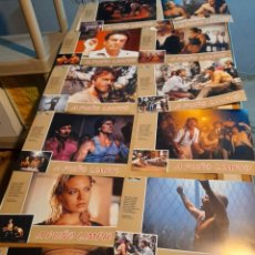 Cine: LOTE 12 FOTO FILMS DE A PUÑO LIMPIO ( JORGE RIVERO, MIKE CONNORS, EDWARD ALBERT ). Lote 262956820