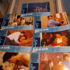 Cine: LOTE 7 FOTO FILMS DE LULU DE NOCHE ( IMANOL ARIAS + PATRICIA ADRIANI ). Lote 262957485