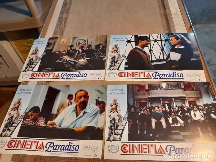 LOTE 4 FOTO FILMS DE CINEMA PARADISO (Cine - Foto-Films y Cine-Novelas)