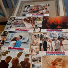 Cine: LOTE 7 FOTO FILMS DE MARBELLA ( ROD TAYLOR, BRITT EKLAND, FERNANDO FERNAN GOMEZ, PACO RABAL ). Lote 262958555