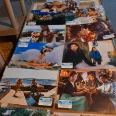 Cine: LOTE 11 FOTO FILMS DE PECADOS DE JUVENTUD ( GLORIA GUIDA + FELICIA GHIA). Lote 262958880