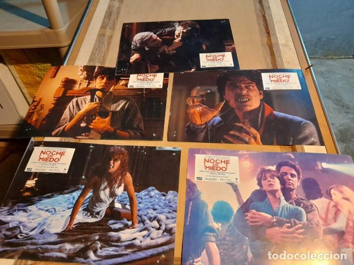 LOTE 5 FOTO FILMS DE NOCHE DE MIEDO ( TOM HOLLAND ) (Cine - Foto-Films y Cine-Novelas)