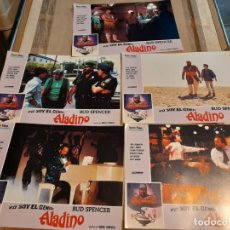 Cine: LOTE 5 FOTO FILMS DE ALADINO, YO SOY EL GENIO ( BUD SPENCER ). Lote 262960090