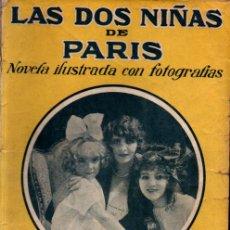 Cine: LAS DOS NIÑAS DE PARIS (GAUMONT, C. 1925). Lote 267809204
