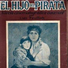 Cine: EL HIJO DEL PIRATA (GAUMONT, C. 1925). Lote 267809374