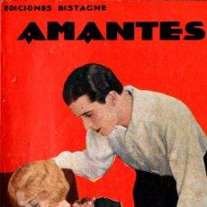 Cine: AMANTES - RAMÓN NOVARRO. Lote 267810499