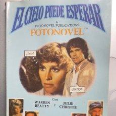 """Cine: FOTONOVELA DE LA PELÍCULA """"EL CIELO PUEDE ESPERAR"""". Lote 268145714"""