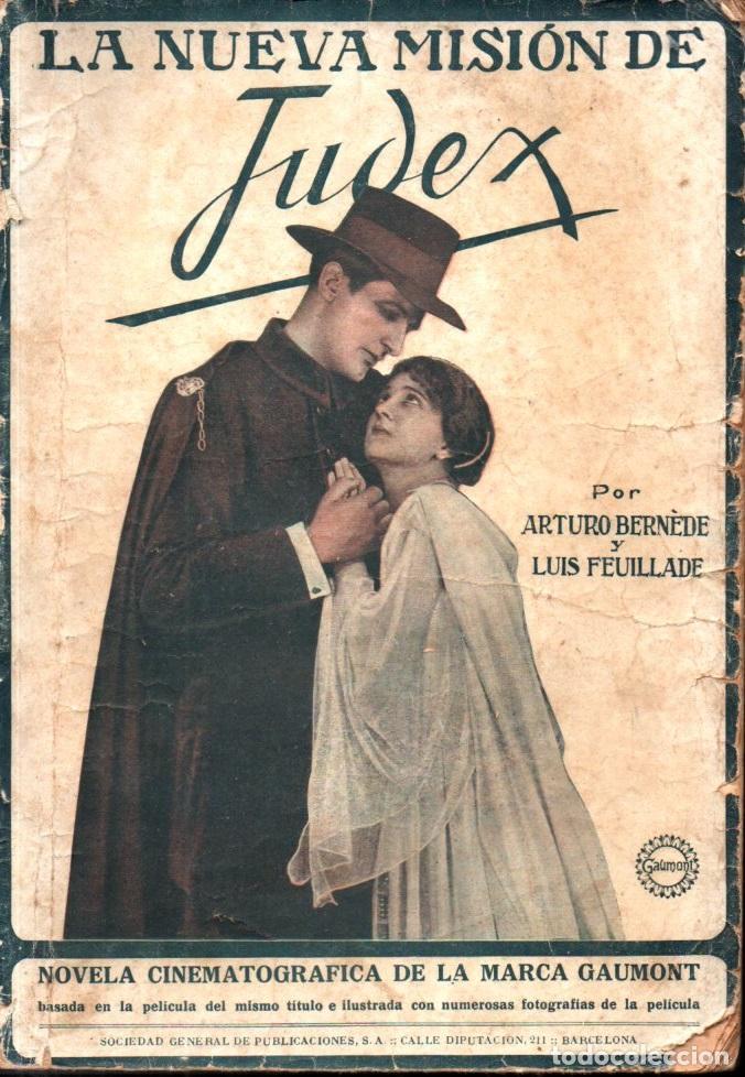 Cine: JUDEX Y LA NUEVA MISIÓN DE JUDEX (GAUMONT, c. 1920) - Foto 3 - 275587758
