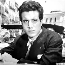 Cine: FOTOGRAFIA ORIGINAL DE MANOLO ZARZO. AÑO 1957. ROGAMOS LEER BIEN LA DESCRIPCIÓN ANTES DE PUJAR.. Lote 276268898