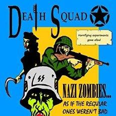 Cine: DEATH SQUAD SCREENPLAY CHARLES RICHARDSON NAZI ZOMBIES PERFECTO ESTADO. Lote 277640798