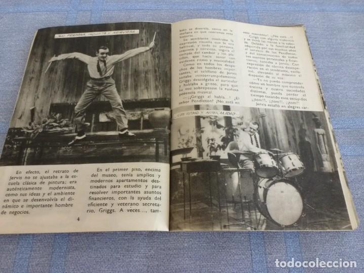 Cine: (BTA) PAPÁ PIERNAS LARGAS- FRED ASTAIRE Y LESLIE CAROL- FOTOFILM DE BOLSILLO Nº: 4 ED. MANDOLINA - Foto 4 - 277752758