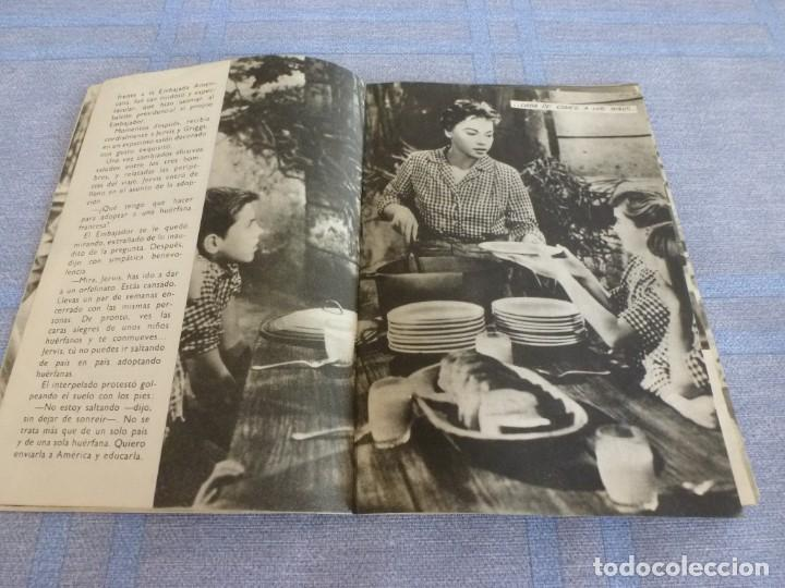 Cine: (BTA) PAPÁ PIERNAS LARGAS- FRED ASTAIRE Y LESLIE CAROL- FOTOFILM DE BOLSILLO Nº: 4 ED. MANDOLINA - Foto 6 - 277752758