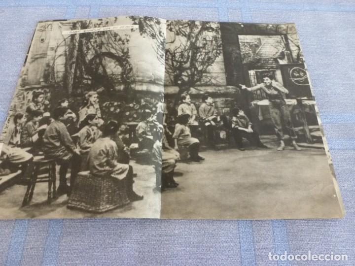 Cine: (BTA) PAPÁ PIERNAS LARGAS- FRED ASTAIRE Y LESLIE CAROL- FOTOFILM DE BOLSILLO Nº: 4 ED. MANDOLINA - Foto 7 - 277752758