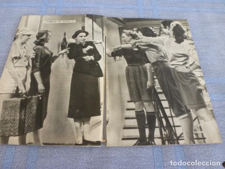Cine: (BTA) PAPÁ PIERNAS LARGAS- FRED ASTAIRE Y LESLIE CAROL- FOTOFILM DE BOLSILLO Nº: 4 ED. MANDOLINA - Foto 9 - 277752758