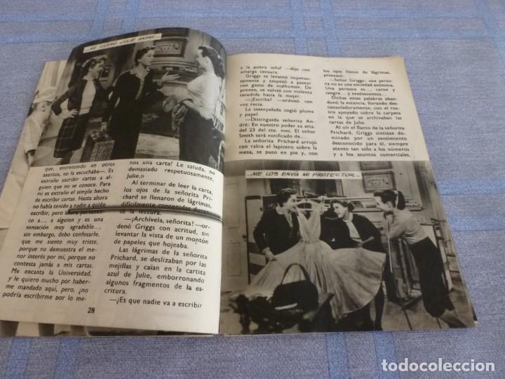 Cine: (BTA) PAPÁ PIERNAS LARGAS- FRED ASTAIRE Y LESLIE CAROL- FOTOFILM DE BOLSILLO Nº: 4 ED. MANDOLINA - Foto 10 - 277752758