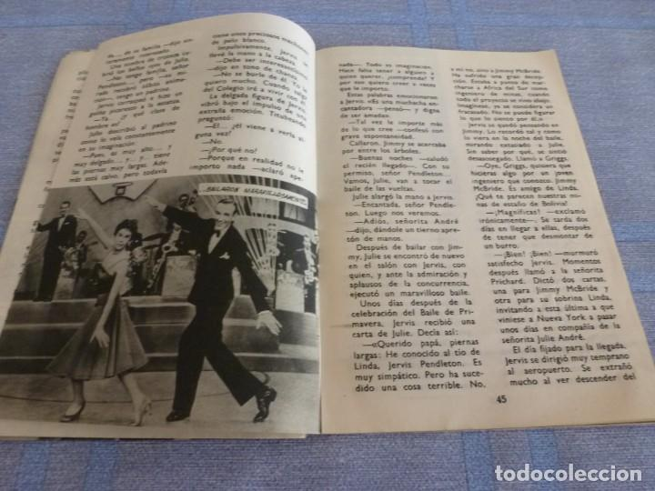 Cine: (BTA) PAPÁ PIERNAS LARGAS- FRED ASTAIRE Y LESLIE CAROL- FOTOFILM DE BOLSILLO Nº: 4 ED. MANDOLINA - Foto 14 - 277752758