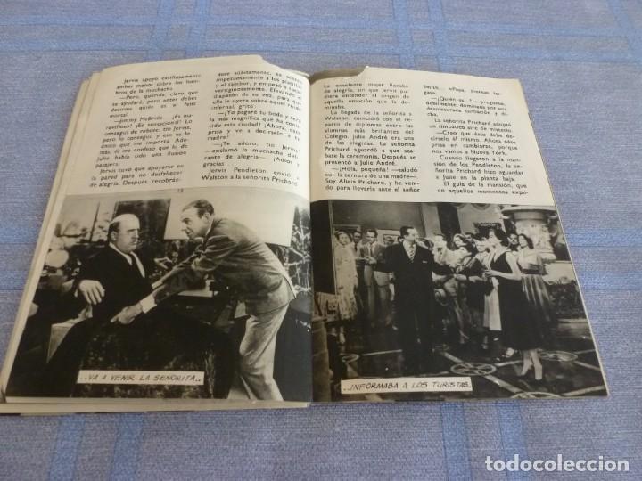 Cine: (BTA) PAPÁ PIERNAS LARGAS- FRED ASTAIRE Y LESLIE CAROL- FOTOFILM DE BOLSILLO Nº: 4 ED. MANDOLINA - Foto 16 - 277752758