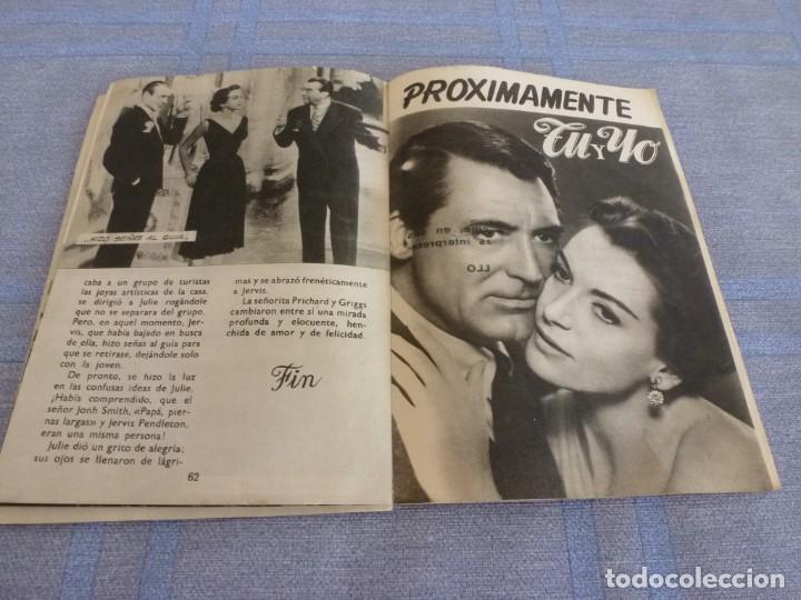 Cine: (BTA) PAPÁ PIERNAS LARGAS- FRED ASTAIRE Y LESLIE CAROL- FOTOFILM DE BOLSILLO Nº: 4 ED. MANDOLINA - Foto 17 - 277752758