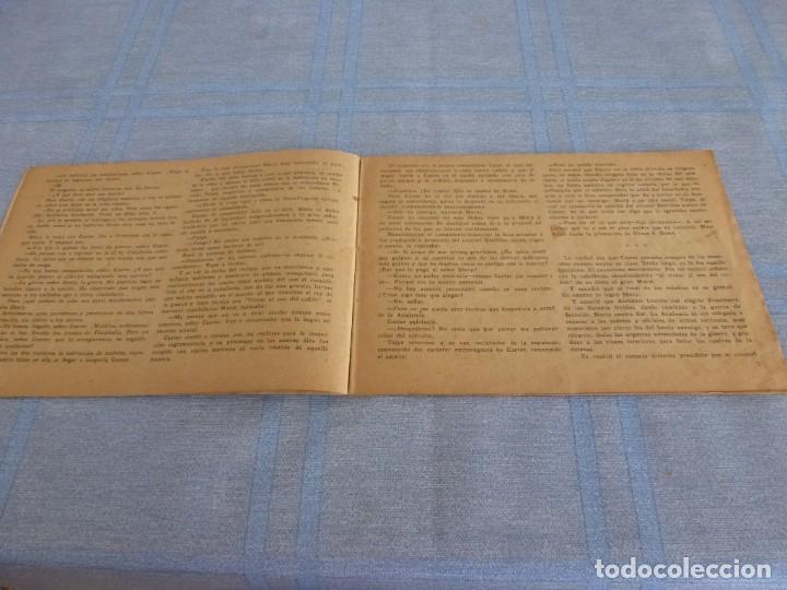 Cine: (BTA) MURIERON CON LAS BOTAS PUESTAS-ORIGINAL DE DECADA DE LOS 40-EDICIONES BISTAGNE-ERROL FLYNN - Foto 4 - 277761443
