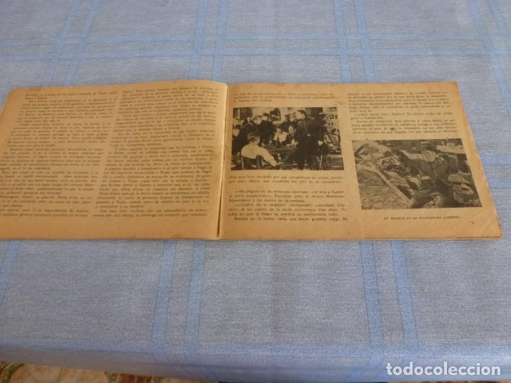 Cine: (BTA) MURIERON CON LAS BOTAS PUESTAS-ORIGINAL DE DECADA DE LOS 40-EDICIONES BISTAGNE-ERROL FLYNN - Foto 5 - 277761443