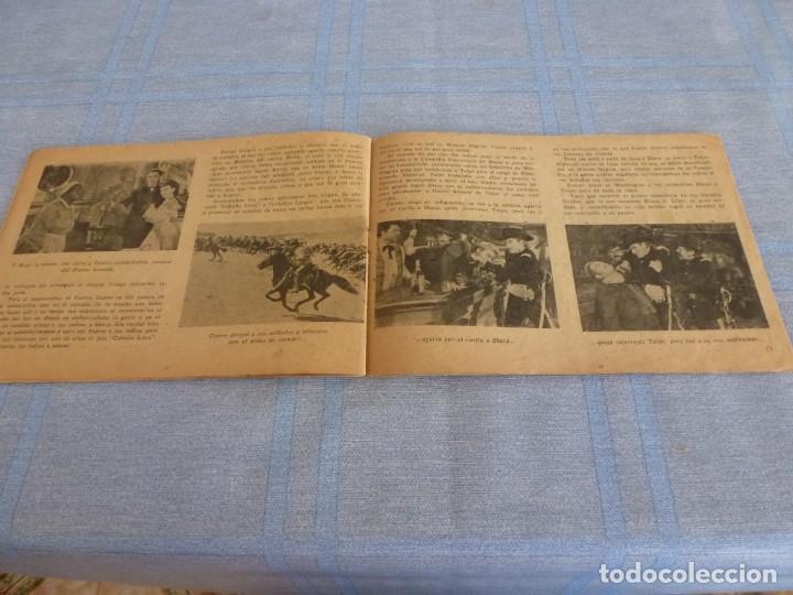 Cine: (BTA) MURIERON CON LAS BOTAS PUESTAS-ORIGINAL DE DECADA DE LOS 40-EDICIONES BISTAGNE-ERROL FLYNN - Foto 8 - 277761443