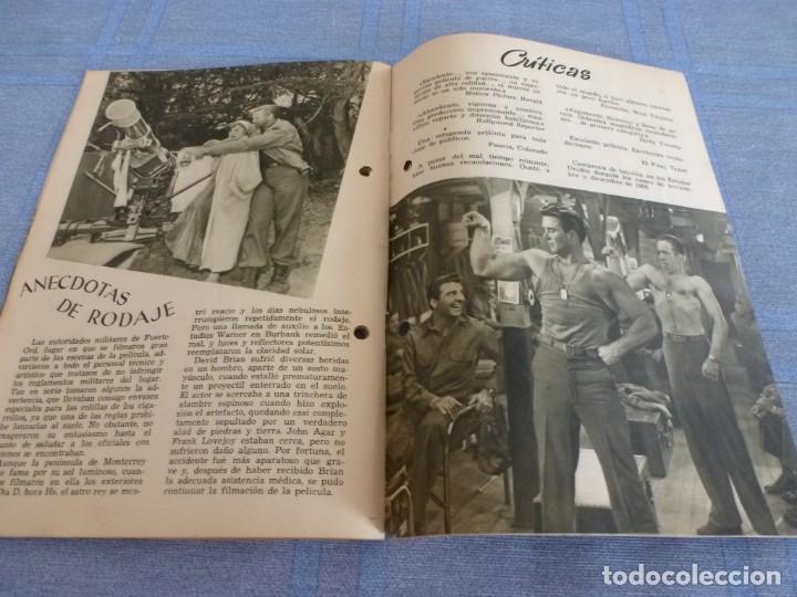 Cine: (BTA)GUIA PUBLICITARIA, DIA D, HORA H -DAVID BRIAN, JOHN AGAR, FRANK LOVEJOY - Foto 8 - 277762458