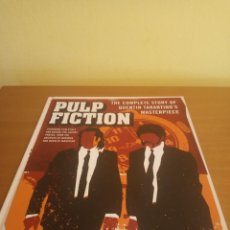 Cine: LIBRO PULP FICTION. THE COMPLETE STORY OF QUENTIN TARANTINO'S MASTERPIECE. Lote 284591323