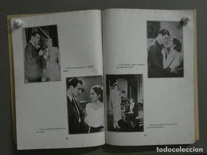 Cine: ABH91 LA EDAD DE AMAR BILLIE DOVE CHARLES STARRETT NOVELA CON FOTOS EDICIONES BISTAGNE - Foto 2 - 287318953