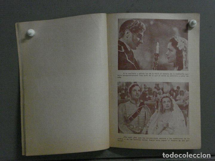Cine: ABH99 CABALGATA DE AMOR SIMONE SIMON NOVELA CON FOTOS EDICIONES BISTAGNE - Foto 2 - 287327433