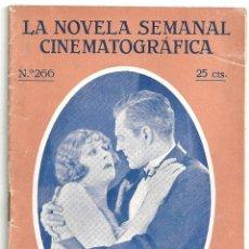 Cine: ABI57 CONFESION TARDIA LIONEL BARRYMORE NOVELA CON FOTOS NOVELA SEMANAL CINEMATOGRAFICA. Lote 287353188