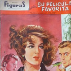 Cine: MARÍA FÉLIX FOTONOVELA DE LA PELÍCULA LOS AMBICIOSOS EDITADA EN MÉXICO 32 PÁGINAS.... Lote 288892998