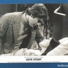 Cine: FOTOGRAMA DE LA PELICULA LOVE STORY. Lote 289367418