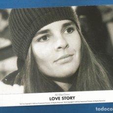 Cine: FOTOGRAMA DE LA PELICULA LOVE STORY. Lote 289367548
